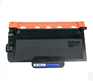 Toner Cartridge, Easy-to-Powder Design Ink Cartridge, Printer Accessories, Suitable for Brother TN61J Toner Cartridge HLL5100DN L5200DW L6400DW L5755DW, can Print About 3000 Pages