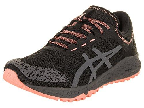ASICS Women's Alpine XT Running Shoe Black/Carbon/Begonia Pink 9.5 (S)