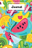 Tropical journal, notebook, diary: 120 lined pages (college ruled) (Tropical Summer, Band 6)
