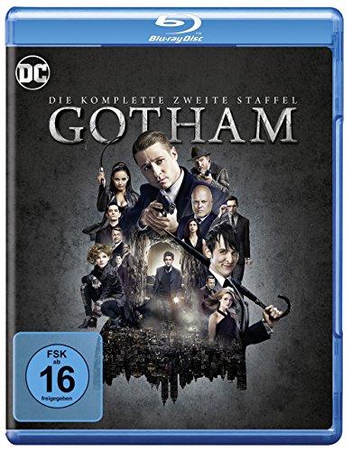 Gotham - Staffel 2 [Blu-ray]