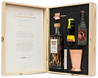 ABSOLUT ELYX COSMOW MULE PACK LIMITED EDITION 1000ML 42,3% VOL.