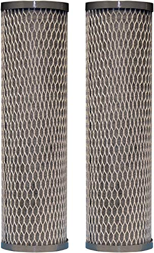 AF Replacement DuPont WFPFC8002 Universal Whole House Carbon Wrap 2-Phase Cartridge, 2-Pack