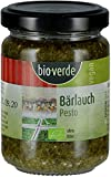 bio-verde Bio Bärlauch-Pesto 125 ml vegan (2 x 125 ml)
