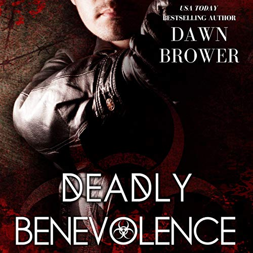 Deadly Benevolence audiobook cover art