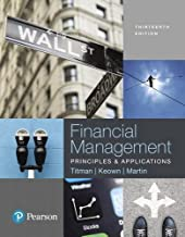 Best Financial Management: Principles and Applications Review