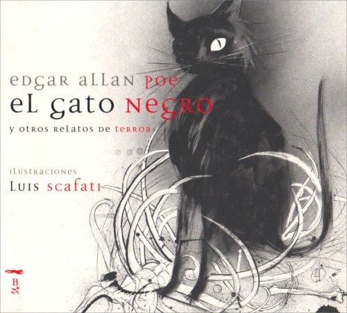 El gato negro y otros relatos de terror (Coedición con Libros del Zorro Rojo)