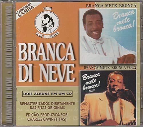Branca Di Neve - Cd Dois Momentos - Mete Bronca - 1987 / Mete Bronca Vol 2 - 1989 - 2 Lps em 1 Cd
