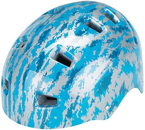 KED Risco K-Star - Casco de Bicicleta - Azul Contorno de la Cabeza M | 54-58cm 2019