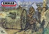 Emhar - Maquette Plastique Artillerie Britannique WW1 Echelle 1:72