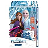 Make It Real – Disney Frozen 2 Fashion Design Sketch Book. Disney Inspired Fashion Design Coloring Book for Girls. Includes Elsa Frozen 2 Sketch Pages, Stencils, Stickers, and Design Guide