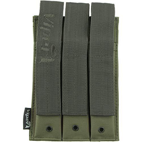 Viper TACTICAL Modular - MP5-Magazintasche - Olivgrün