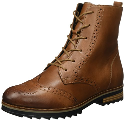 Remonte Damen R2284 Combat Boots, Braun (Chestnut 22), 45 EU