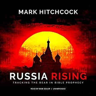 Russia Rising audiobook cover art