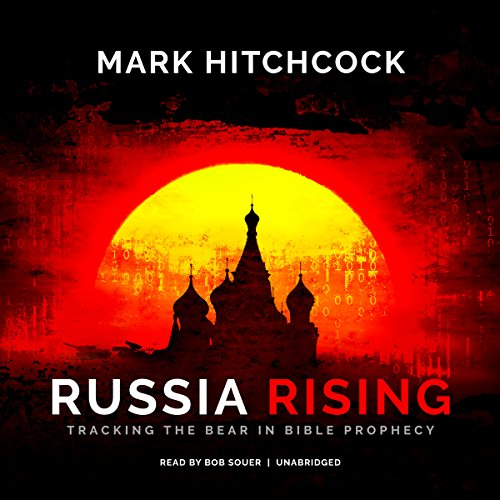 Russia Rising audiobook cover art