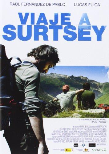 Viaje A Surtsey (Import Dvd) (2014) Raul Fernandez De Pablo; Lucas Fuica; Elis...