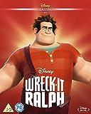 Wreck-It Ralph (2013) (Limited Edition Artwork Sleeve) [Blu-ray] [Region Free]