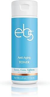 eb5 Anti-Aging Facial Toner | Alcohol-Free, Balancing and Firming - 6oz
