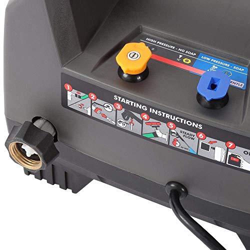 Ryobi 1,600 PSI 1.2 GPM Electric Pressure Washer - (Renewed)