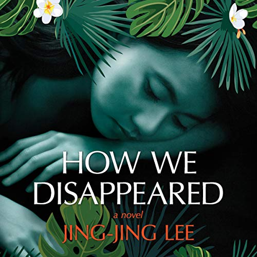 How We Disappeared audiobook cover art