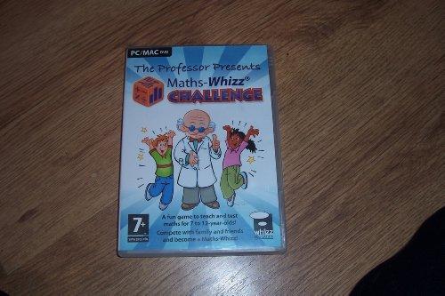 The Professor Presents: Maths-Whizz Challenge