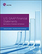 Accounting Trends and Techniques: U.S. GAAP Financial Statements--Best Practices in Presentation and Disclosure (AICPA)
