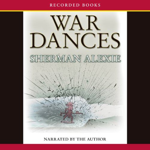War Dances audiobook cover art