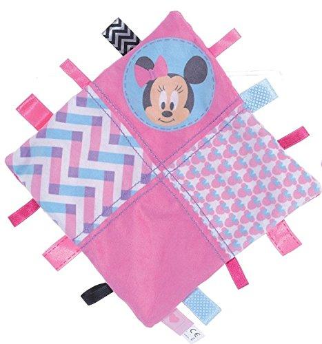 Minnie Mouse Bébé DouDou avec étiquettes