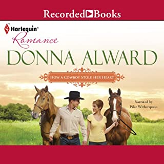 How a Cowboy Stole Her Heart audiobook cover art