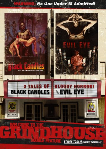 Welcome to the Grindhouse - Black Candles / Evil Eye [DVD] (1982/1975) [Region 1] [US Import] [NTSC]