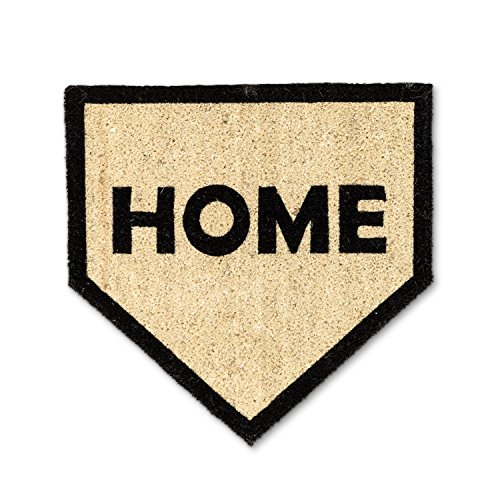 Abbott Collection 35-PFW/SH 1151 Home Plate Doormat