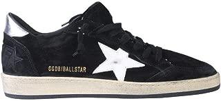 Golden Goose Luxury Fashion Mens Sneakers Winter Black