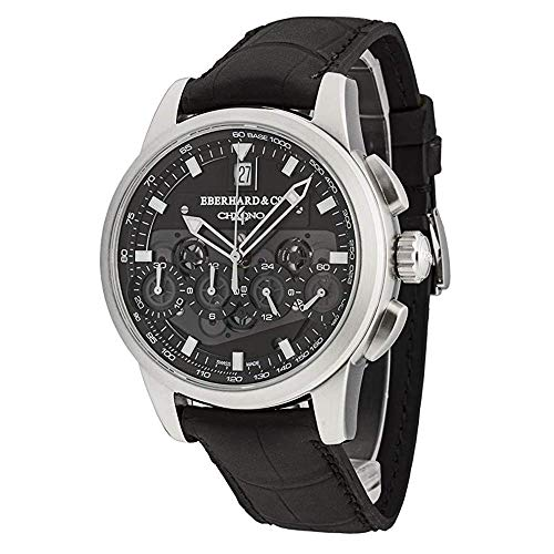 Eberhard & Co Men's Chrono 4 130 Limited Edition 42mm Automatic Watch...