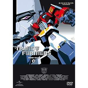 """戦え!超ロボット生命体トランスフォーマー DVD-SET1"""""""