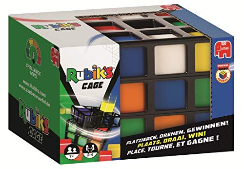 Jumbo 12168 Rubik's Cage, Brainteaser