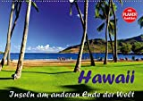 Hawaii - Inseln am anderen Ende der WeltCH-Version (Wandkalender 2021 DIN A2 quer)