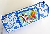Disney Winnie The Pooh & Piglet Round Cylinder Pencil Case