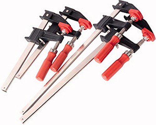 Bessey Clutch Style Bar Clamp Set 600 lb.