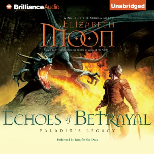 Echoes of Betrayal audiobook cover art