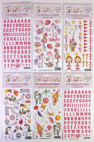 porzellan sticker