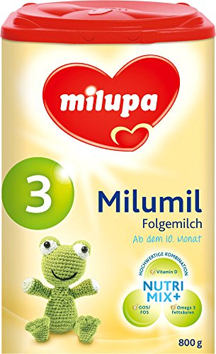 Milupa Milumil 3 EasyPack, 800g Pulver
