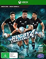Rugby Challenge 4 Xbox One ラグビー