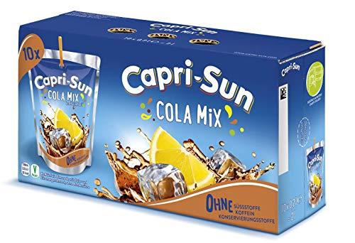 Capri-Sun Cola Mix, 2er Pack (2 x 10 x 0.2 l Getränkekarton)