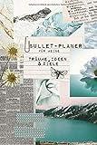 Bullet-Planer für meine Träume, Ideen und Ziele (aquarellblau): gestalte dein kreatives Journal...