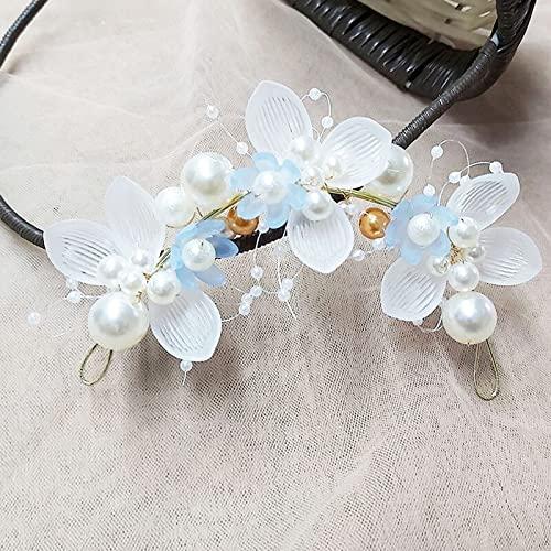 Pinzas para el cabello con diamantes de imitación de cristal, diadema para mujer, accesorios para el cabello de boda para mujer