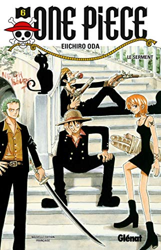 One Piece - Édition originale - Tome 06: Le serment