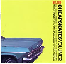Cheapskates Volume 2 - Cadet - Any Given Day:Earth To Heaven - Flight 180 - Joy Electric - Ultrabeat - MG The Visionary - ...