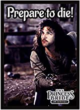 Legion Supplies LGNMATPB303 Deck Protector44; Princess Bride - Prepare to Die44; 50 Count