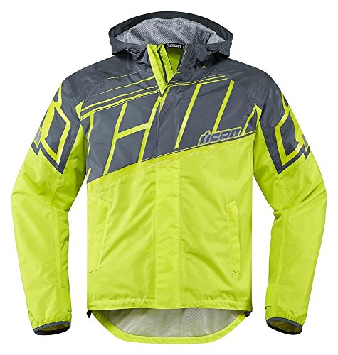Icon Jacket Pdx 2 Hiviz - Chaqueta