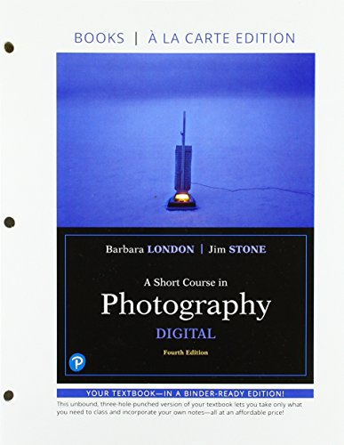 Short Course in Photography, A: Digital, Books a la Carte