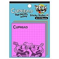 CUPHEAD Stickey Notes えらべるふせん ②